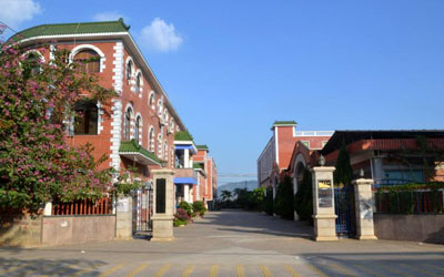 中国福建省 厦門工場